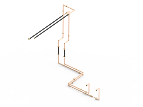 Waveguide Routing